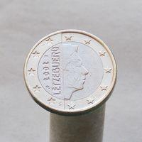Люксембург 1 евро 2002