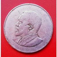 50-20 Кения, 10 центов 1968 г.