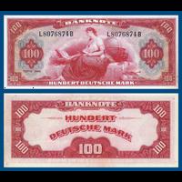 [КОПИЯ] Германия 100 марок 1948г.