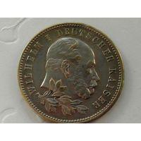 Медаль 100 лет рождения Вильгельма 1-го.