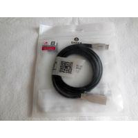 Фирменный дата-кабель BIAZE тип USB-C 1.2 метра (упаковка)