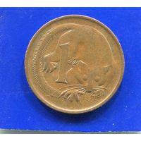 Австралия 1 цент 1976