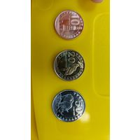 Южный Судан комплект монет 2015 год