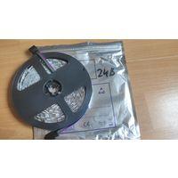 Светодиодная лента SMD LP 5050, 300 Led, IP65, 24V, RGB