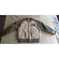Куртка деми для мальчика 104-110 см