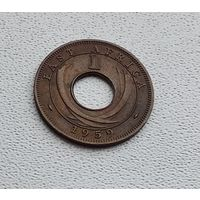 """Британская Восточная Африка 1 цент, 1959 """"KN"""" - Бирмингем 4-11-17"""