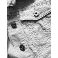 Куртка серо-голубая необычная 40-42