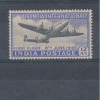 [19] Индия 1948.Авиация.Самолет.