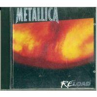 CD Metallica - Reload