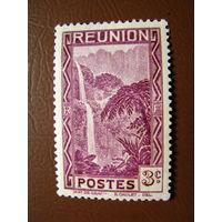 Реюньон 1940 Франция