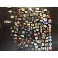 Значки из личной коллекци