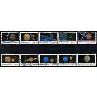 США 1991. Исследование планет (10 штук)