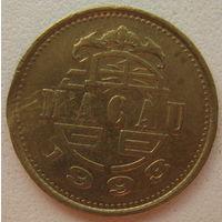Макао 10 авос 1993 г.