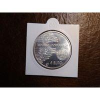 8 евро. Серебро. 2005 г.