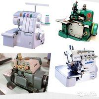 Ремонт оверлоков  швейных машин бытовых и промышленных Бобруйск