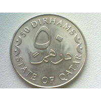 Катар 50 дирхамов 2012