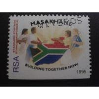 ЮАР 1995 Масахан, большой размер
