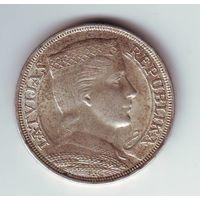 Латвия. 5 лат 1931 г.