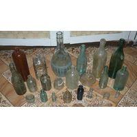 Старые бутылочки