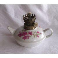 Лампа масляная керосиновая мини Чайник
