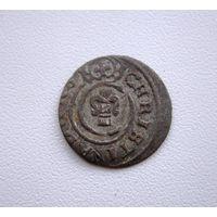 Solidus (Shilling) 1649г. Кристина . С 1 рубля.