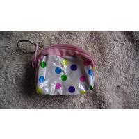 Детский кошелёк-брелок . распродажа