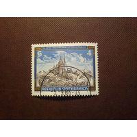 Австрия 1986 г.Обсерватория Зоннблик.