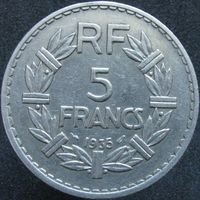 F.336-4 5 франков 1935