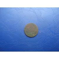 2 пфеннига 1826                                    (5056)