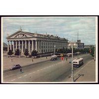 1959 год Минск Дворец профсоюзов