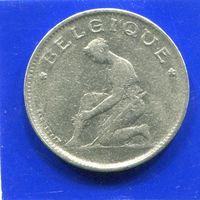 Бельгия 1 франк 1923 BELGIQUE