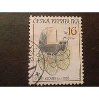 Чехия 2004 детская коляска