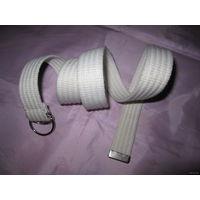 Ремни, ремешки текстильные, от 2 до 4 руб.