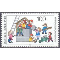 Германия 1989 дети