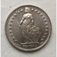 Швейцария, 2 франка 2005