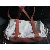 Новая сумка из джута Турция
