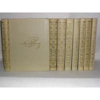 Пушкин А.С. Собрание сочинений в 8-ми томах (комплект).