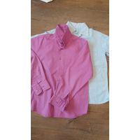 Рубашки школьные р.134-146