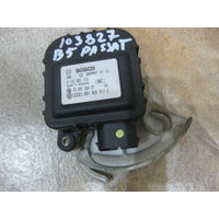 103827Щ VW Passat B5 привод заслонок отопителя 8d1820511e