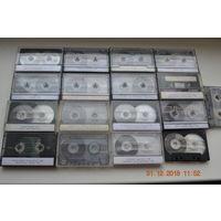 Фирменные студийные аудиокассеты.