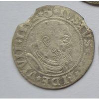 Герцегство Пруссия. Альберт. Грош 1532 г.