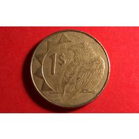 1 доллар 2010. Намибия.