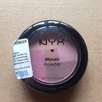 NYX румяна Mosaic Powder, 03 Plummy