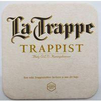 Подставка под пиво La Trappe Trappist /Недерланды/