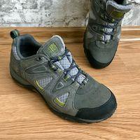 Треккинговые кроссовки Karrimor на стопу 23,50-24 см