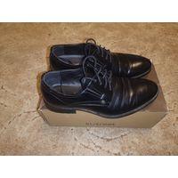 Черные туфли 41 размера (цена снижена)