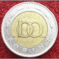 9051:  100 форинтов 1998 Венгрия