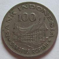 Индонезия, 100 рупий 1978 г