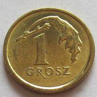 Польша, 1 грош 2016 г