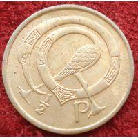 9069: 1/2 пенни 1971 Ирландия